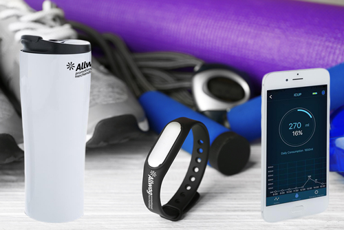 promotional fitness items
