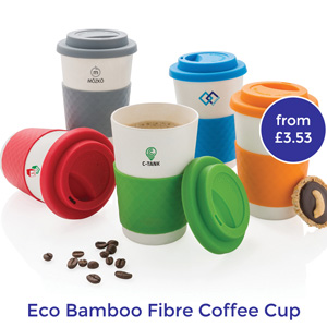 reusable branded coffee cups
