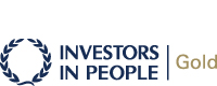 We have Investors in People Gold status