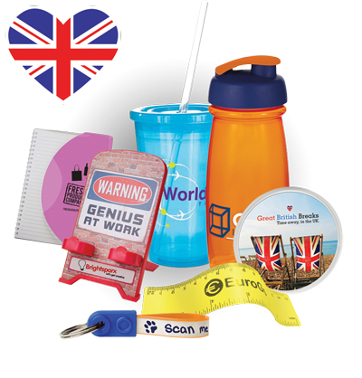 uk made promotional merchandise