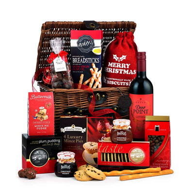 corporate Christmas hamper