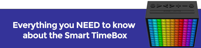 branded smart timebox