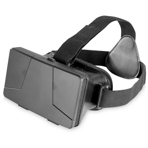 branded virtual reality glasses