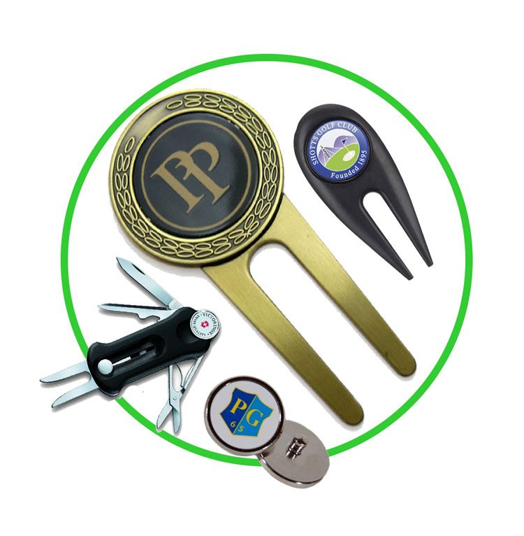 promotional golf markers