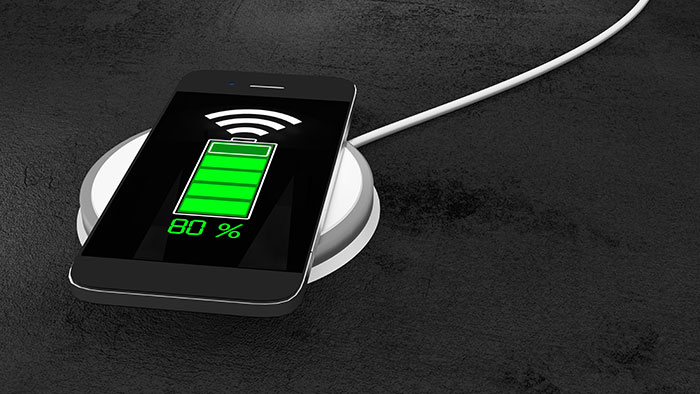 branded wireless charger