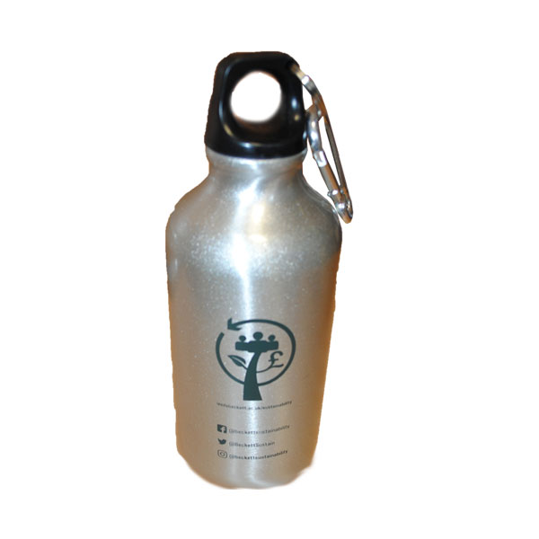 branded reusable water bottlees