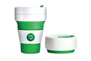 Everything you need to know about the Stojo Collapsible Cup