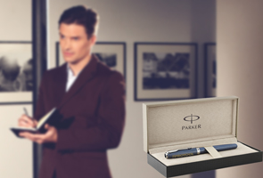 Give The Gift Of Fine Writing With Personalised Parker Pens