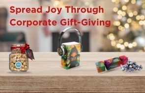Spread Joy Through Corporate Gift-Giving This Christmas