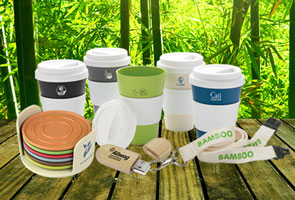 Why buy promotional products made from bamboo?