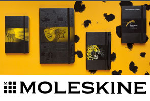 Prestigious Promotional Moleskine Products