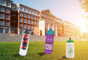 Why Should Universities use Branded Reusable Water Bottles?