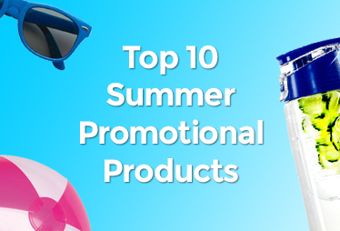 Top 10 Summer Promotional Products