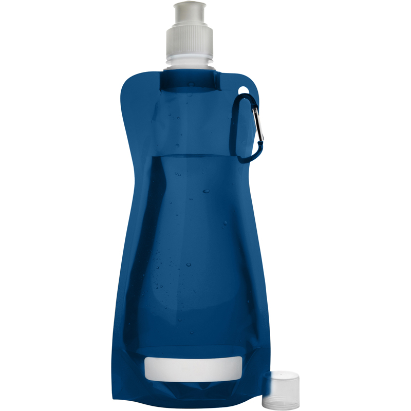 Foldable Water Bottle Sports Bottles Plastic Drinkware