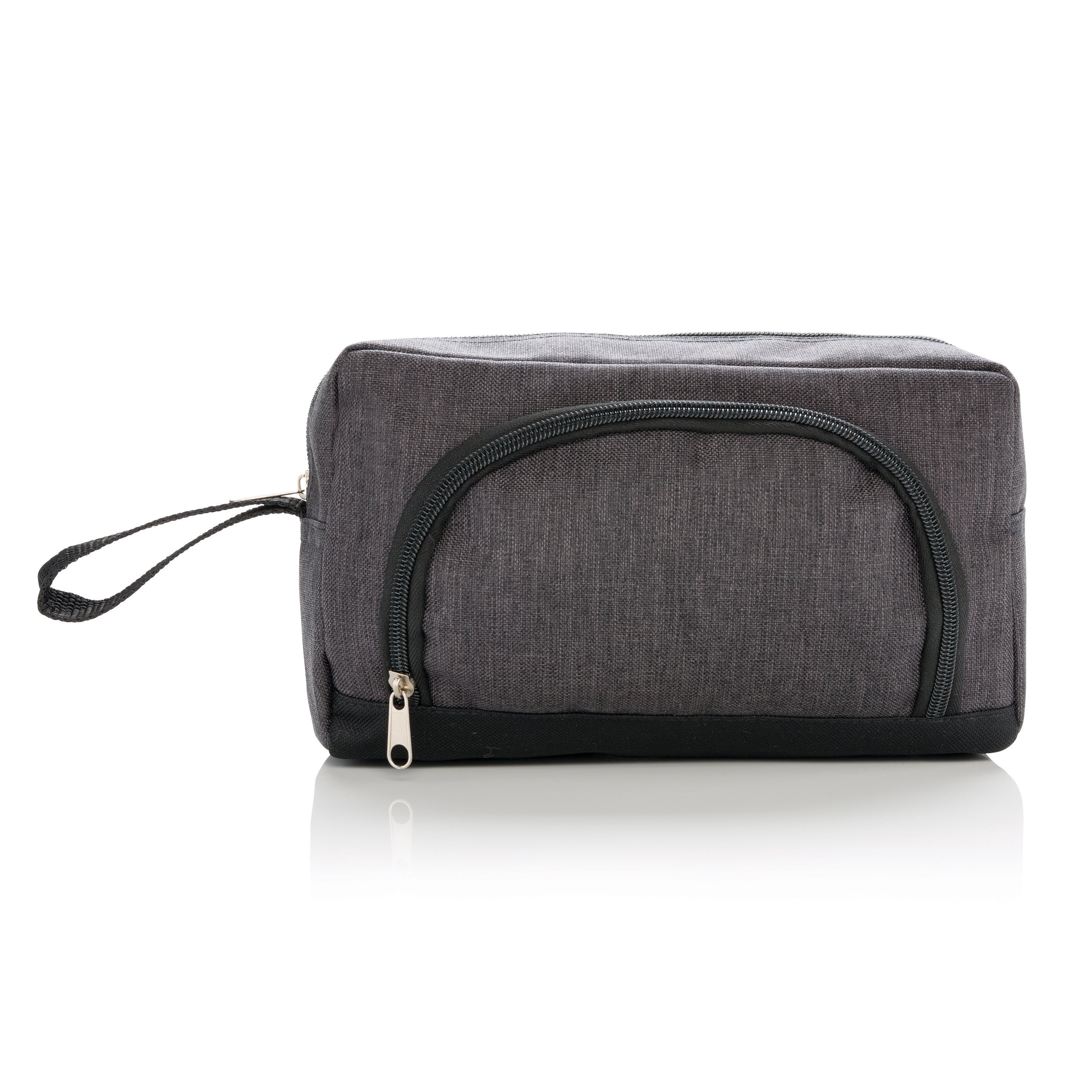 Two Tone Promotional Toiletry Bag  e210d538c9dc3