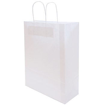 100gsm Kraft Paper Bag with Twist handle - Extra Large