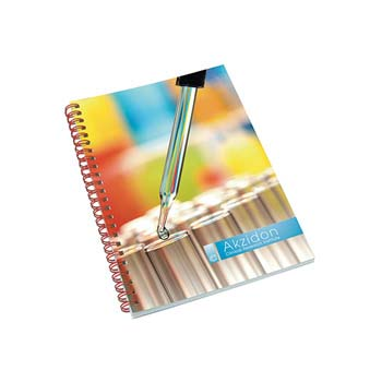 Wiro Smart Polyprop Notebook - A5