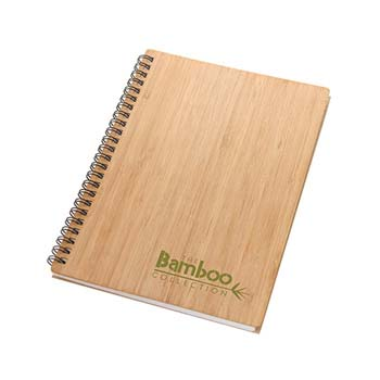 Wiro Smart Bamboo Notebooks - A5