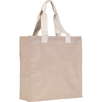 Claygate Juco Tote Bag
