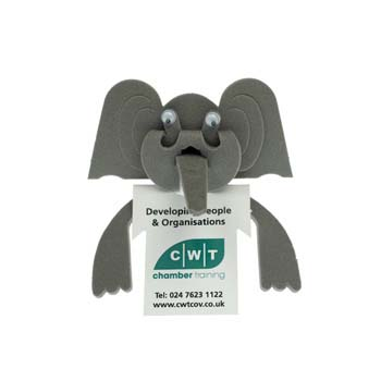 Effi Elephant T-Shirt Bookmark