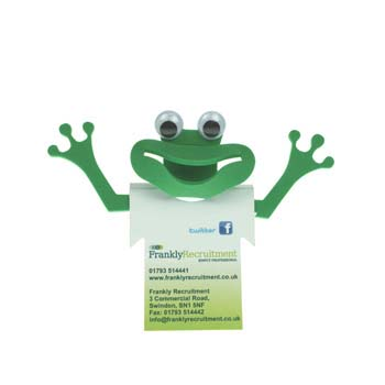 Farley Frog T-Shirt Bookmark