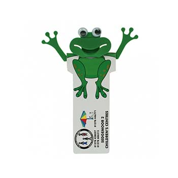 Animal Body Bookmark - Frog