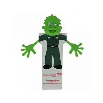 Emergency Services Body Bookmark - Paramedic