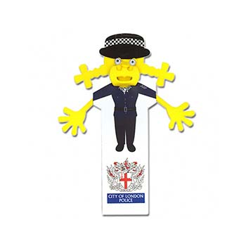 Emergency Services Body Bookmark - Policewomen