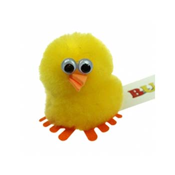 Easter Chick Logobug