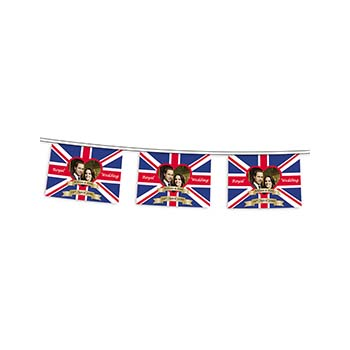 Rectangle Poly Bunting - 148 x 210mm (Portrait)