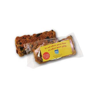 Flapjack with Personalised Wrapper