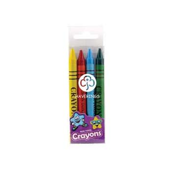 Wax Crayon Pack
