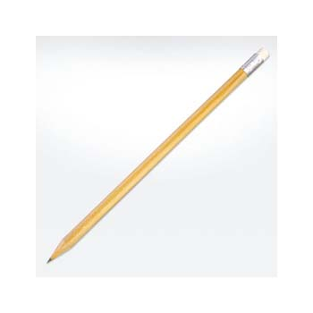Green and Good Eco Pencil Wooden with Eraser