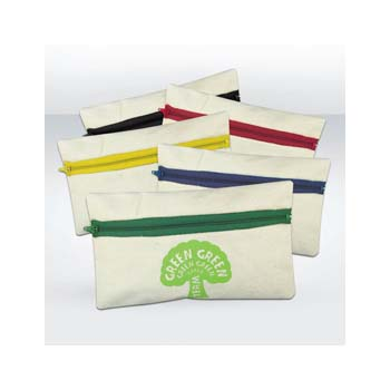 Green and Good Pencil Case Organic Cotton