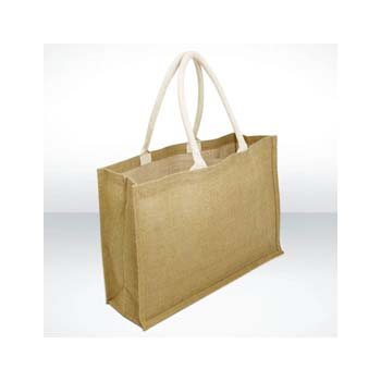 Green and Good York Large Jute Shopper