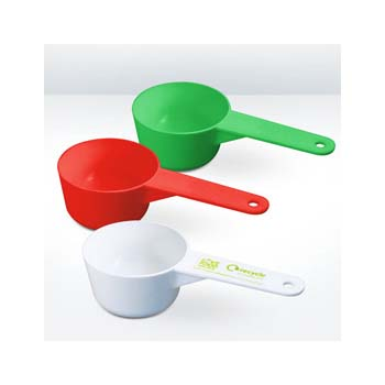 Green and Good Measuring Rice Scoop