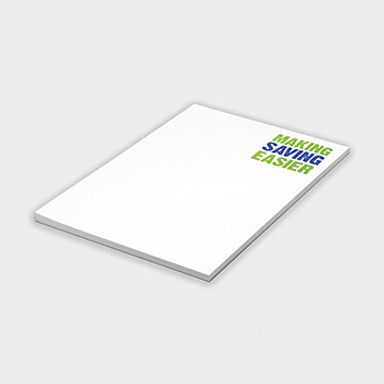 Green and Good A6 Conference Pad - Recycled