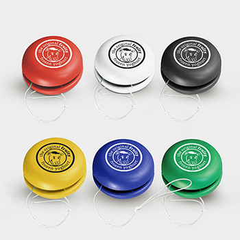 Green and Good Plastic Yoyo - Recycled