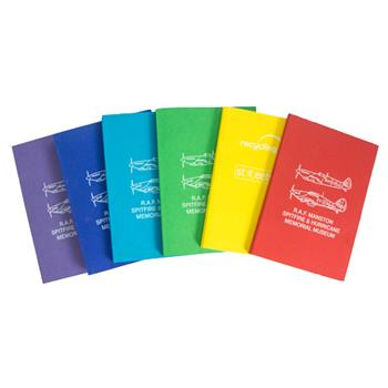Green and Good Recycled Till Receipt A5 Perfect Bound Notebooks