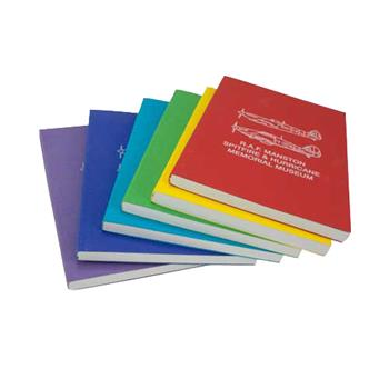 Perfect Bound Recycled Notebook - A6