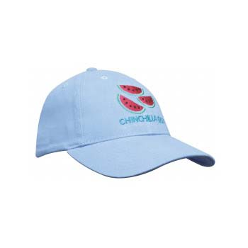 Brushed Heavy Cotton Youth Size Basball Cap