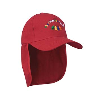 Childrens Brushed Sports Twill Hat