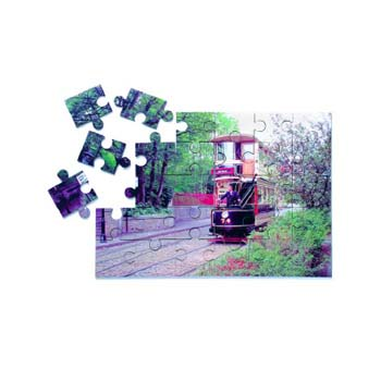Personalised Jigsaw - Medium