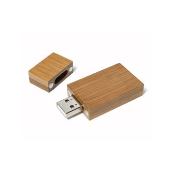 Bamboo USB Flashdrive - 2GB