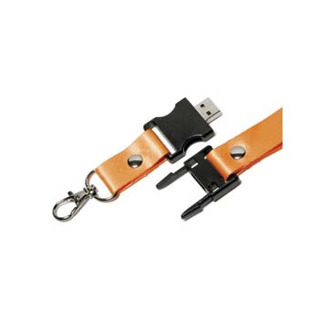 Lanyard USB Flashdrive - 8GB