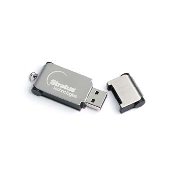 Plate USB Flashdrive - 4GB