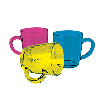 ColourCoat GlassMug