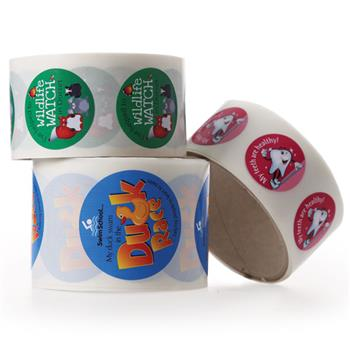 37mm Paper Sticker Roll