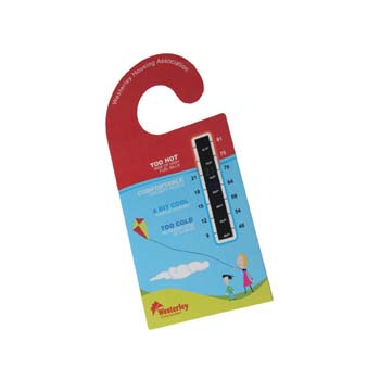 Thermometer Gauge Door Hanger