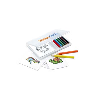 Recreation Colouring Set